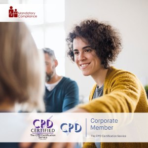 Handling Violence and Aggression – Level 2 - Online Training Course - CPDUK Accredited - Mandatory Compliance UK -