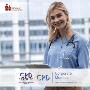 Health and Safety in Health and Care - Online Training Course - CPD Accredited - Mandatory Compliance UK -