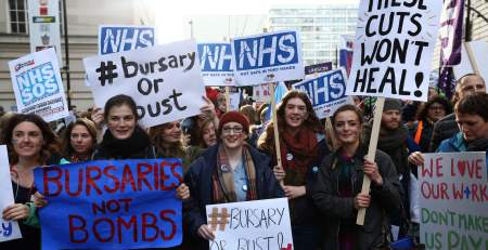 Plan to hire thousands of foreign nurses for NHS is axed - The Mandatory Training Group UK -