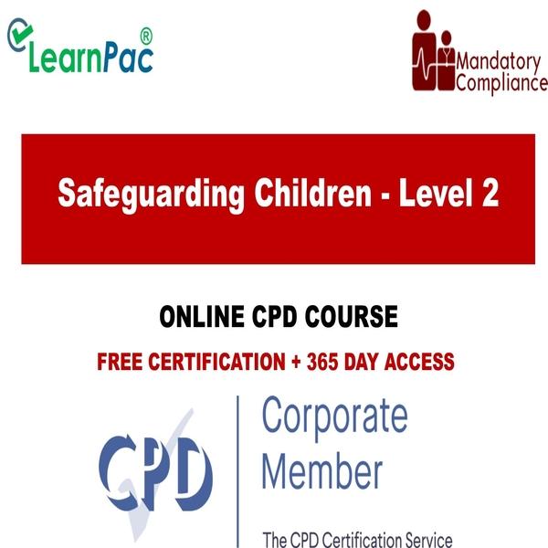 Safeguarding Children – Level 2 – Mandatory Training Group UK –
