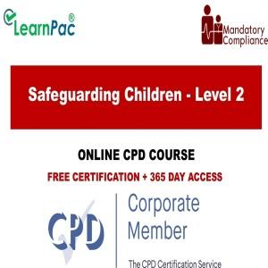 Safeguarding Children - Level 2 - Mandatory Training Group UK -