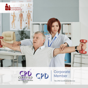 Stroke Awareness Training - Online Training Course - CPD Accredited - Mandatory Compliance UK -