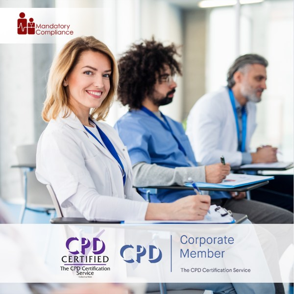 All In One-Day Mandatory Training – 15 Online Courses – Online Training Course – CPD Accredited – Mandatory Compliance UK –