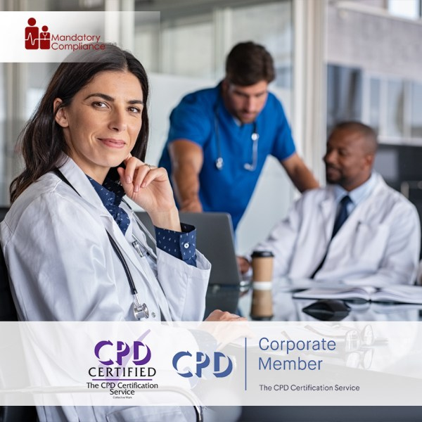 All In One Mandatory Training for Nurses – 48 Online CPD Hours – Online Training Course – CPD Accredited – Mandatory Compliance UK –