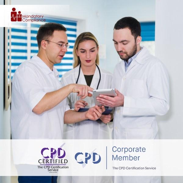 Candidate Mandatory Training Courses – 15 CPD Accredited Courses – Online Training Course – CPD Accredited – Mandatory Compliance UK –