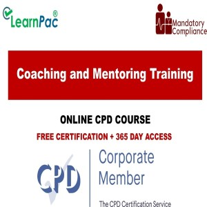 Coaching and Mentoring Training - Mandatory Training Group UK -