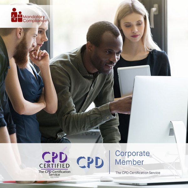 Developing New Managers – Online Training Course – CPDUK Accredited – Mandatory Compliance UK –