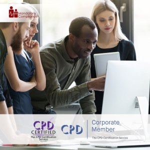 Developing New Managers - Online Training Course - CPDUK Accredited - Mandatory Compliance UK -