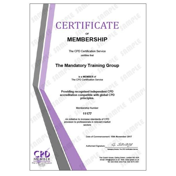 Improving Self-Awareness – E-Learning Course – CDPUK Accredited – Mandatory Compliance UK –
