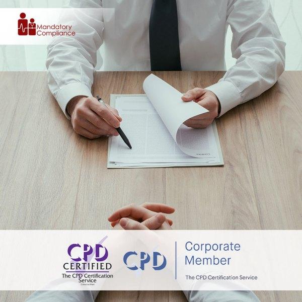 Job Search Skills – Online Training Course – CPDUK Accredited – Mandatory Compliance UK –