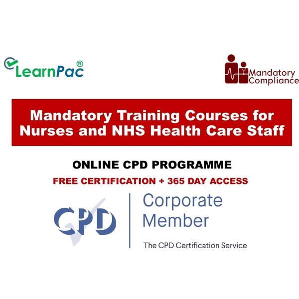 Mandatory Training Courses for Nurses and NHS Health Care Staff – Mandatory Training Group UK –