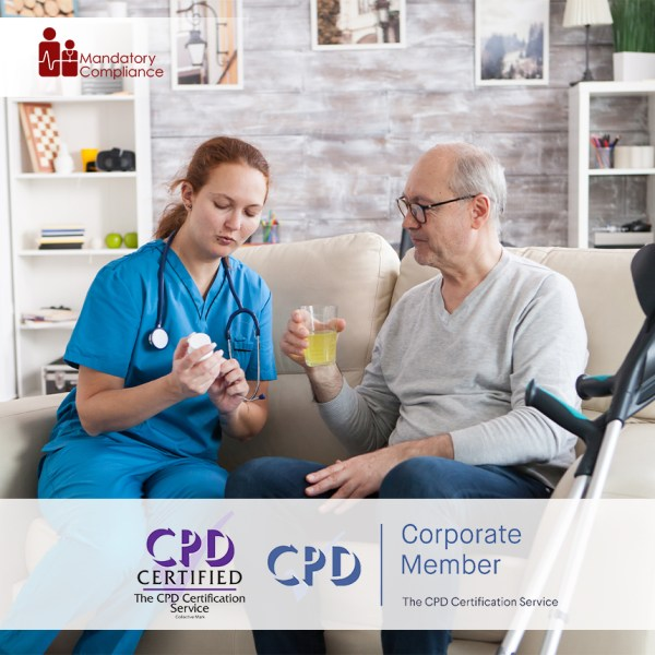 Mandatory Training Courses for Nursing Homes and Care Home Staff – Online Training Course – CPD Accredited – Mandatory Compliance UK –