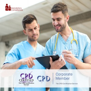 Mandatory Training for GP Practice Nurses - Online Training Course - CPD Accredited - Mandatory Compliance UK -