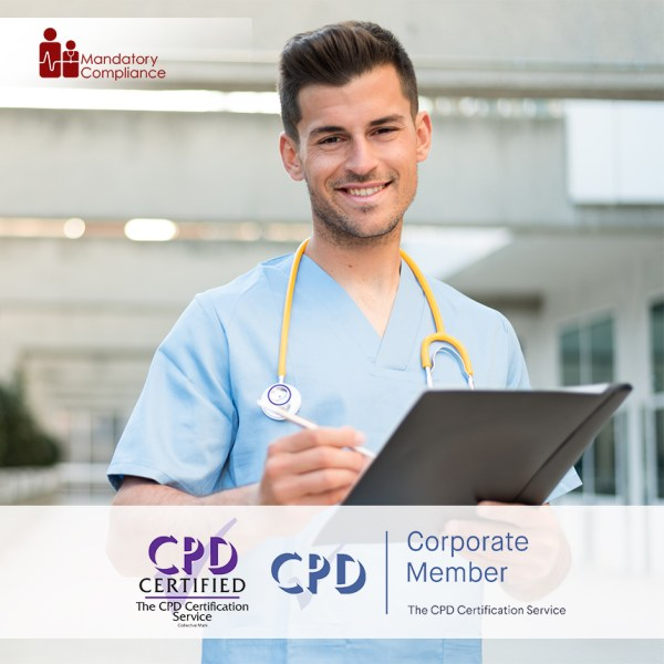 Mandatory Training for Health and Social Care Workers – Online Training Course – CPD Accredited – Mandatory Compliance UK –