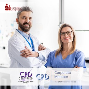 Mandatory Training for Healthcare Assistants - Online Training Course - CPD Accredited - Mandatory Compliance UK -