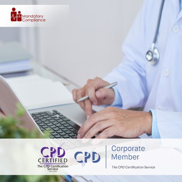 Mandatory Training for Locum Doctors – Online Training Course – CPD Accredited – Mandatory Compliance UK –