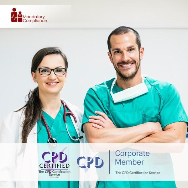 Mandatory Training for Nurses – Online Training Course – CPD Accredited – Mandatory Compliance UK –
