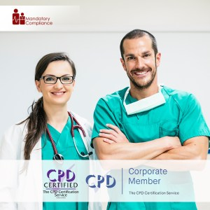 Mandatory Training for Nurses - Online Training Course - CPD Accredited - Mandatory Compliance UK -
