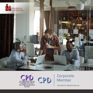 Networking Within the Company - Online Training Course - CPD Accredited - Mandatory Compliance UK -