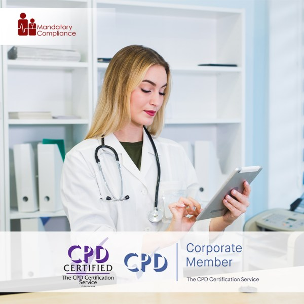 Non-Clinical Statutory and Mandatory Training Courses – Online Training Course – CPD Accredited – Mandatory Compliance UK –