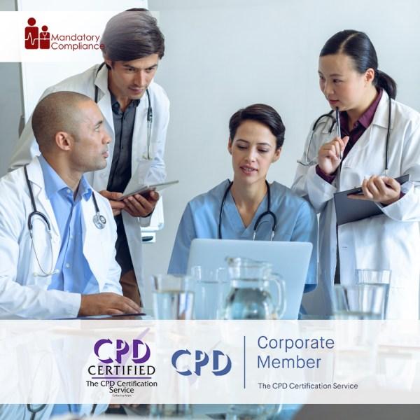 Online Statutory Mandatory Training Courses – Online Training Course – CPD Accredited – Mandatory Compliance UK –