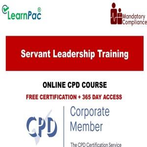 Servant Leadership Training - Mandatory Training Group UK -