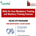 Skills for Care Mandatory Training and Statutory Training Courses – Mandatory Training Group UK –