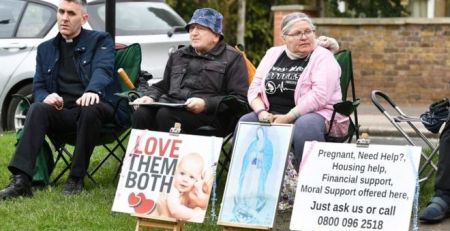 Anti-abortion protesters lose appeal over clinic buffer zone - The Mandatory Training Group UK -
