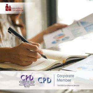Basic Bookkeeping - Online Training Course - CPDUK Accredited - Mandatory Compliance UK -