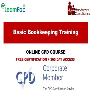 Basic Bookkeeping Training - Mandatory Training Group UK -