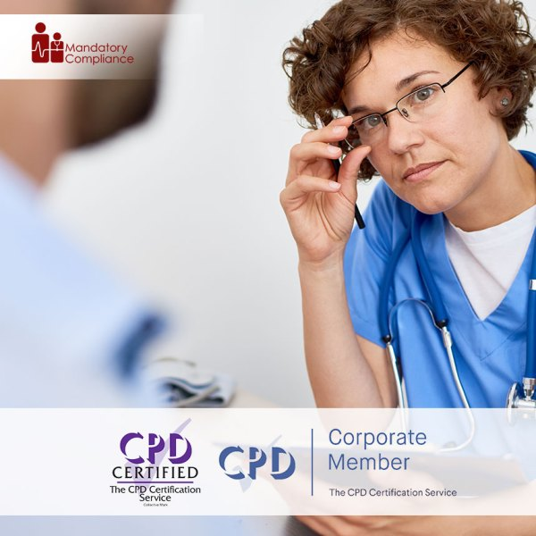 Conflict Resolution in Health and Care – Online Training Course – CPDUK Accredited – Mandatory Compliance UK –