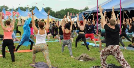 Could music festivals be good for your health - The Mandatory Training Group