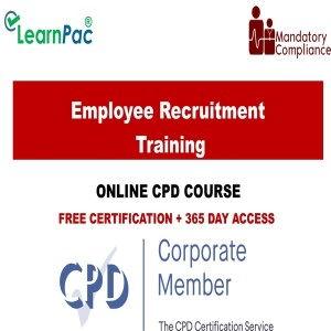 Employee Recruitment - Mandatory Training Group UK -