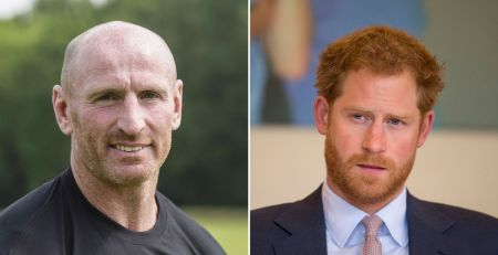 Gareth Thomas to team up with Prince Harry to break HIV stigma - The Mandatory Training Group UK -