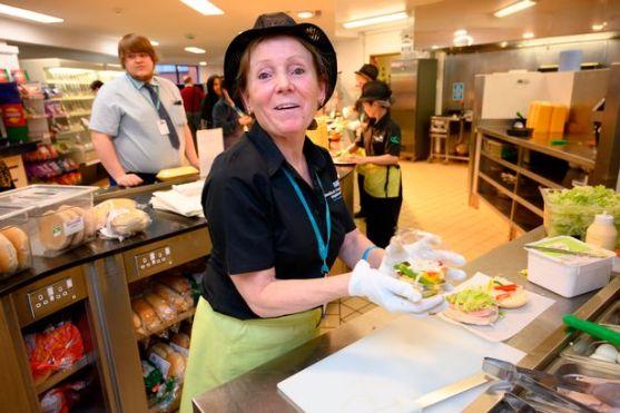 Health-eating NHS staff lead battle against obesity - MTG UK -