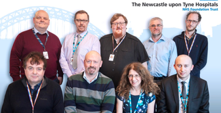 IT experts from Newcastle Hospitals shortlisted for Unsung Hero award - MTG UK -