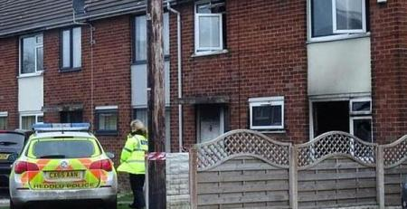 Six taken to hospital after house fire in Buckley - MTG UK