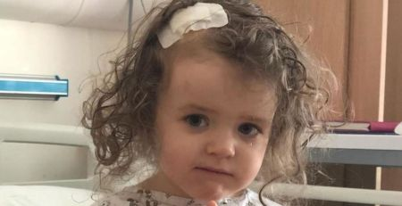 Toddler saved by eye test after optometrist spots rare brain tumour - The Mandatory Training GRoup UK -
