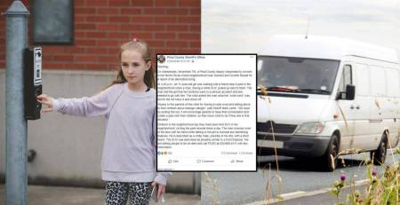 11 year-old girl stopped a possible kidnapping with one question - The Mandatory Training Group UK -