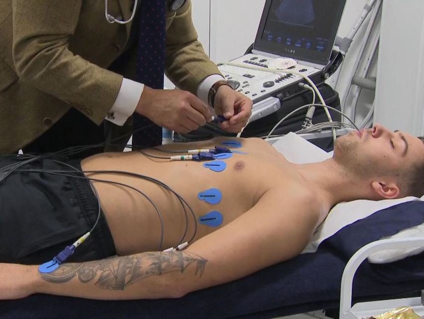 Cyclists to have heart scans amid cardiac arrest fears - MTG UK