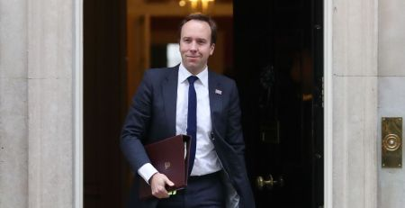 Health Secretary Matt Hancock accused of 'boasting' about 'no-deal' Brexit preparations - The Mandatory Training Group UK -