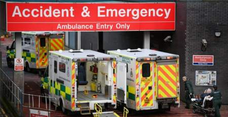 Hospitals 'in red zone' with record numbers of A&E patients - The Mandatory Training Group UK -