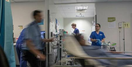 Patients are at risk if there's a shortage of trained nurses on wards - MTG UK