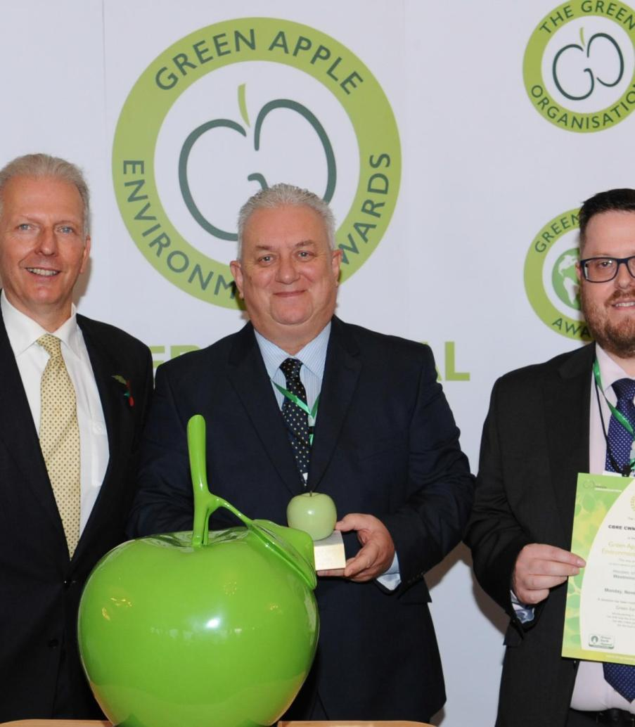 Pioneering Gwent nurse takes silver at national awards - MTG UK