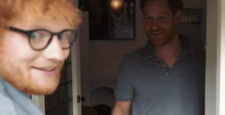 Prince Harry and Ed Sheeran in 'gingers unite' video for World Mental Health Day - The Mandatory Training Group UK -