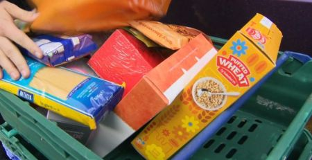 Universal Credit fuelling 'epidemic' of suffering, foodbank charity claims - MTG UK