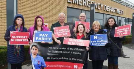 Thousands of nurses make their final preparations to strike - The Mandatory Training Group UK -