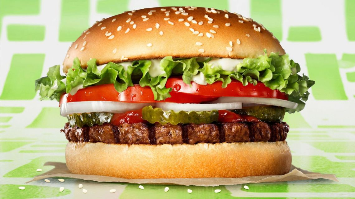 Burger King launches plant-based Whopper - but vegans can't eat it - MTG UK -