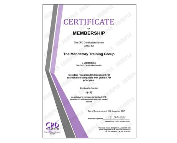 Coronavirus Awareness – eLearning Course – Mandatory Compliance UK –