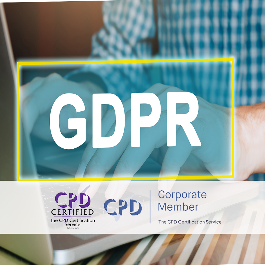 GDPR Courses - Online Training Courses - Mandatory Compliance UK -